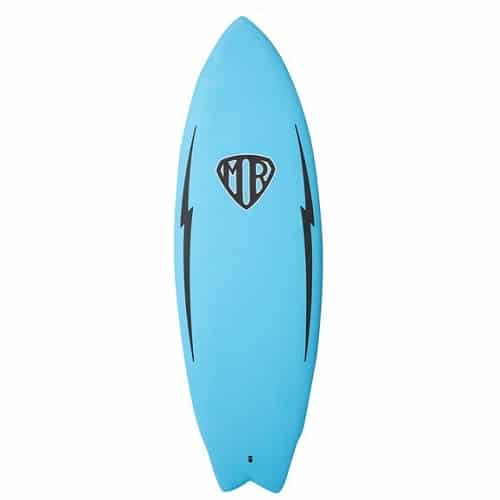Best Surfboards - Ocean And Earth Mr Epoxy Twin Fin Softboard Review