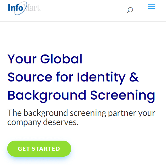 Best Online Background Check Sites - Infomart review