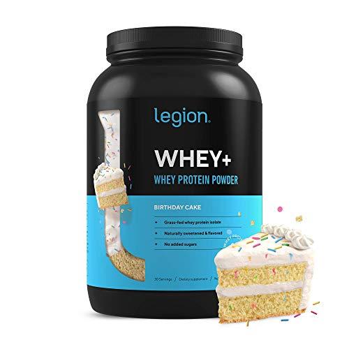 Best Protein Powder for Men - Legion review