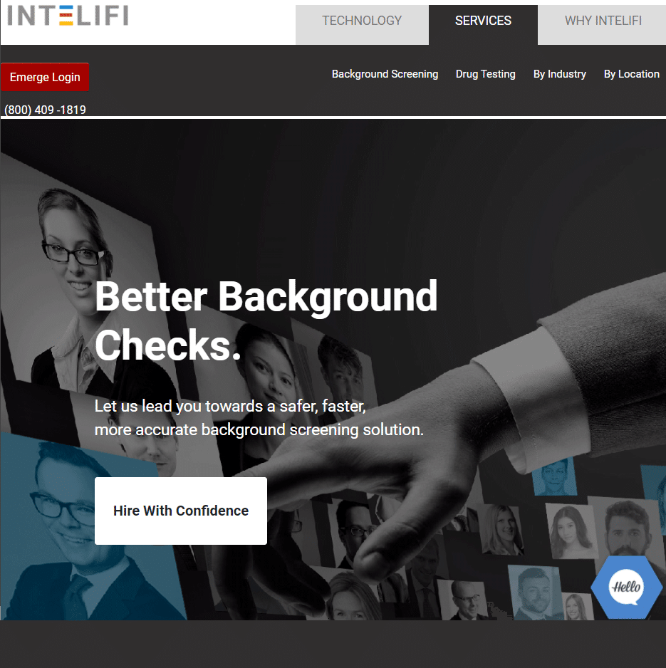 Best Online Background Check Sites - Intelifi review