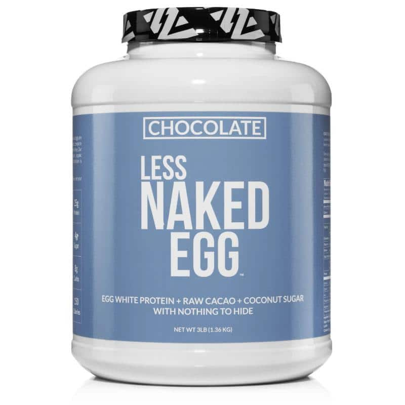 Best Protein Powder for Men - naked nutrition review