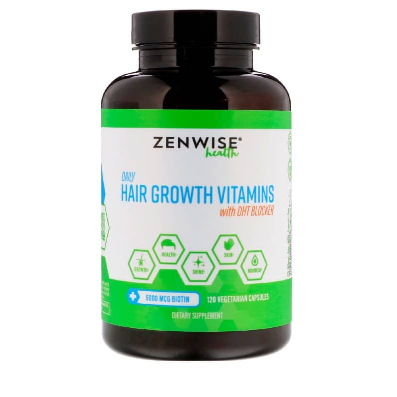 Best Hair Loss Treatment for Men - Zenwise health review