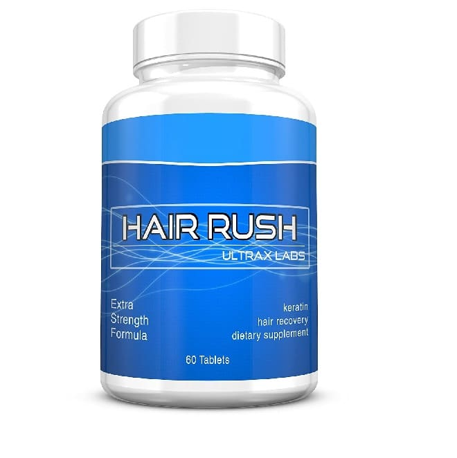 Best Hair Loss Treatment for Men - Ultrax Labs review