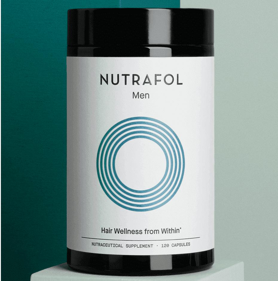 Best Hair Loss Treatment for Men - nutrafol review