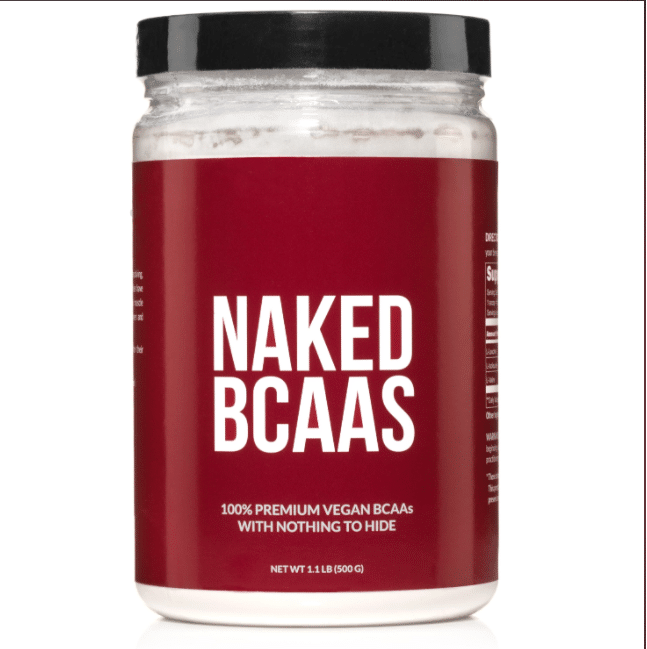 Best bcaa for men - naked nutrition review