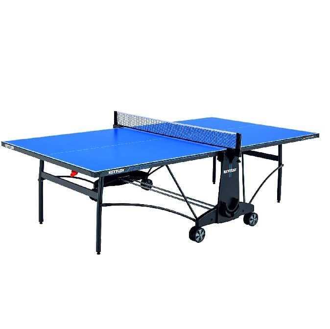 Best ping pong table - kettler review