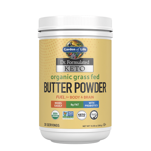 best keto shakes - garden of life review