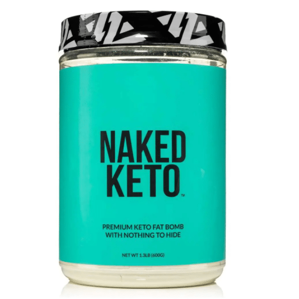 best keto shakes - Naked Nutrition review