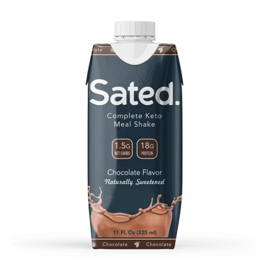 Best keto shakes - sated review