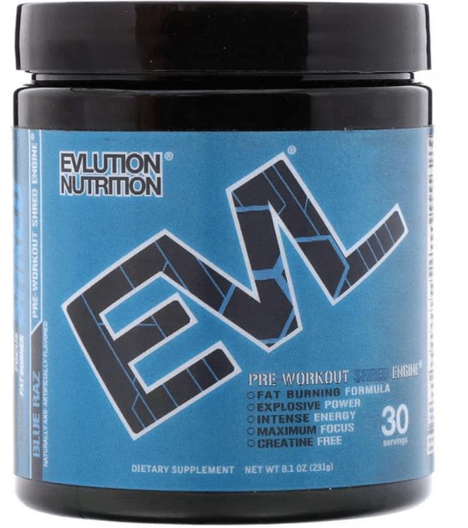 Best Fat Burner for Men - Evlution Nutrition logo
