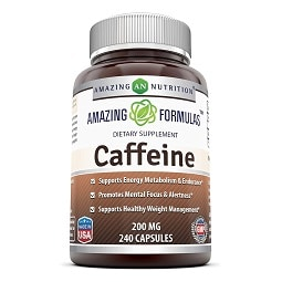 best caffeine pills - amazing nutrition review