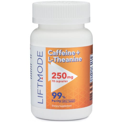 best caffeine pills - LiftMode review