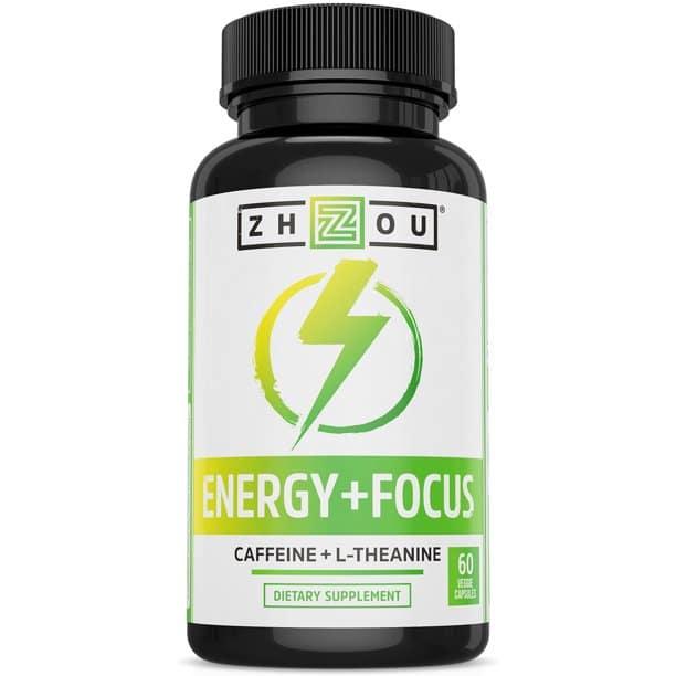 best caffaine pills - zhou nutrition reviews