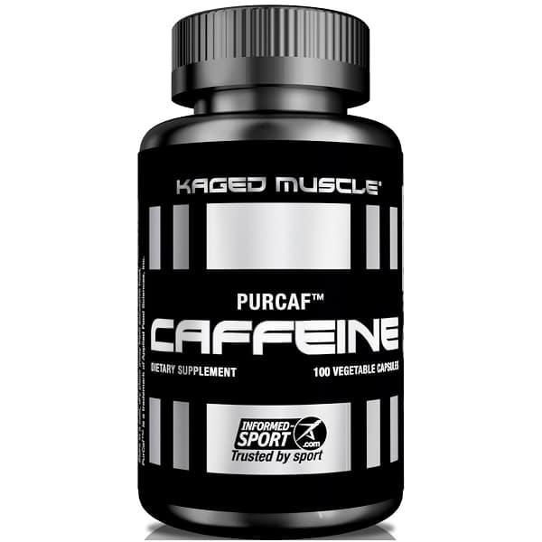 best caffeine pills - Kaged Muscle review