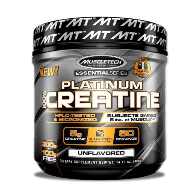 best creatine - muscletech review