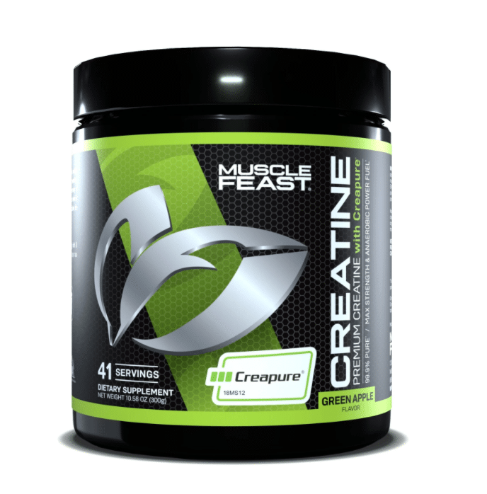 best creatine - muscle feast review