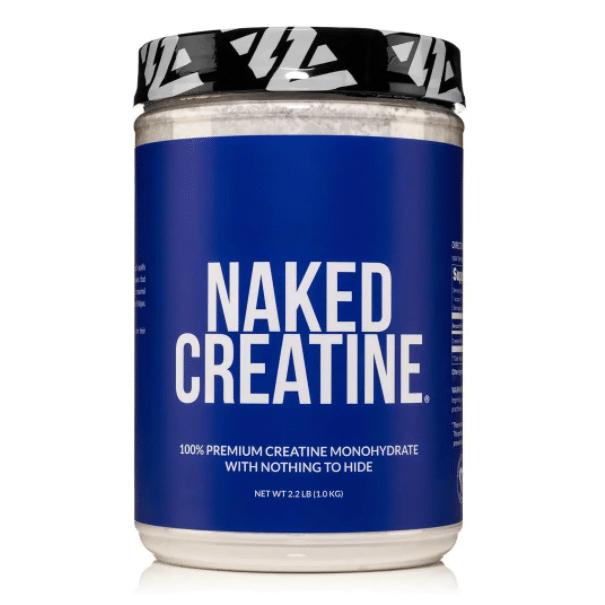 best creatine - naked nutrition review