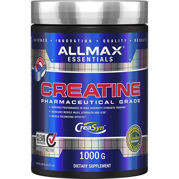 best creatine - allmax review