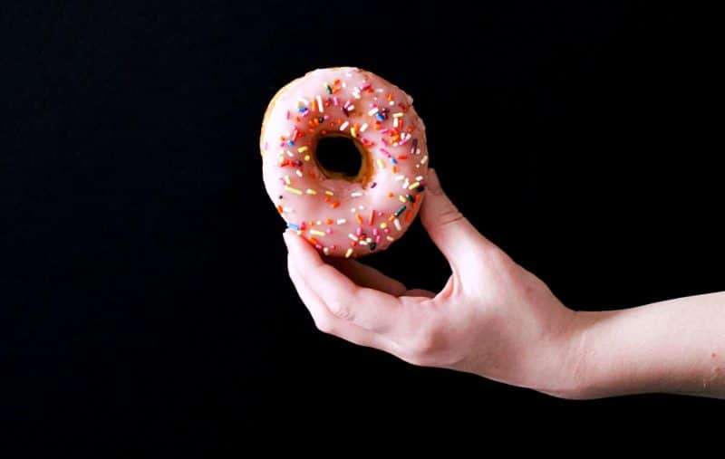 Stressed People Eat More Junk Food