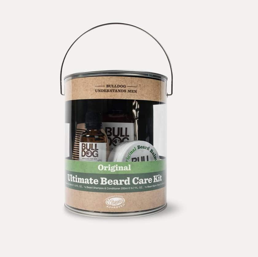 Best Beard Kit - bulldog skincare review