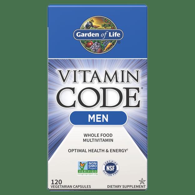 est multivitamin for men - Vitamin Code Men Capsules review
