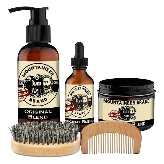 Best Beard Kit - mountaineer brand review