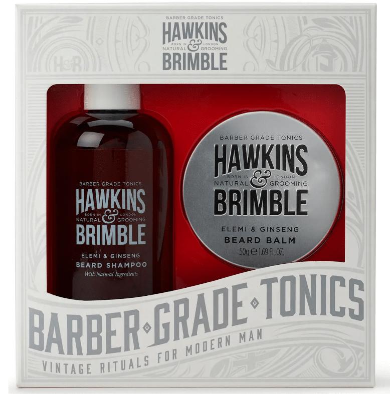 Best Beard Kit - hawkins and brimble review