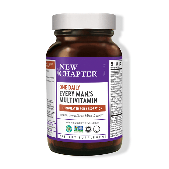 best multivitamin for men - Every Man™'s One Daily Multivitamin review