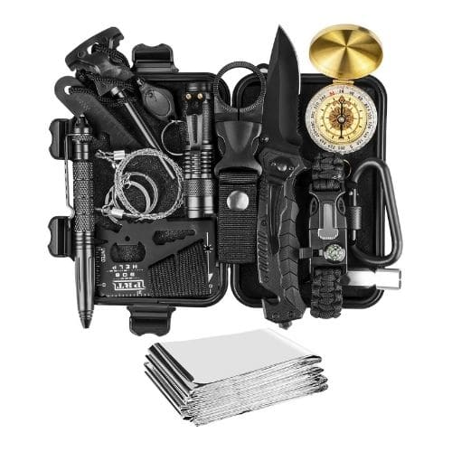 Best Survival Kit - JINAGER Review
