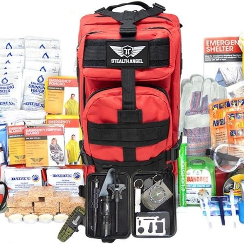 Best Survival Kit - Stealth Angel Review