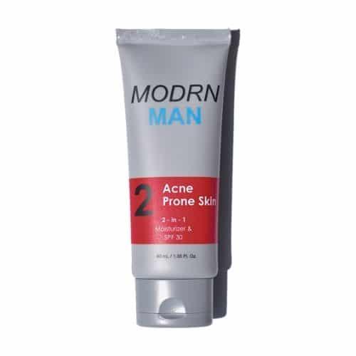 Best Face Moisturizer for Men - MODRNMAN Review