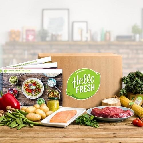 Best Subscription Boxes for Men - HelloFresh Food Box Review