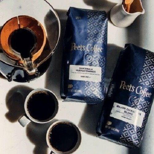 Best Subscription Boxes for Men - Peet's Coffee Single Origin Curated Subscription Review