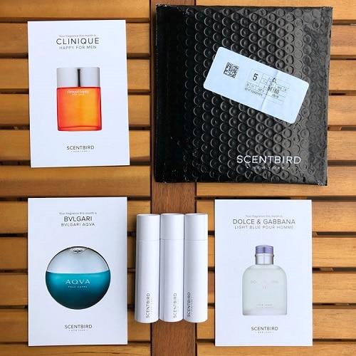Best Subscription Boxes for Men - Scentbird Subscription Box Review