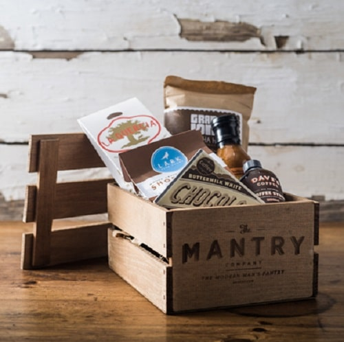 Best Subscription Boxes for Men - The Mantry Crate Review