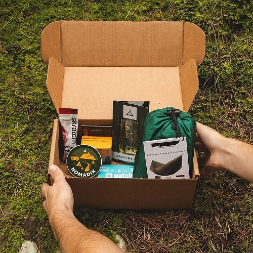 Best Subscription Boxes for Men - The Nomadik Box Review